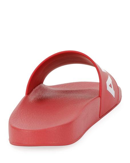 Logo Slide Sandal