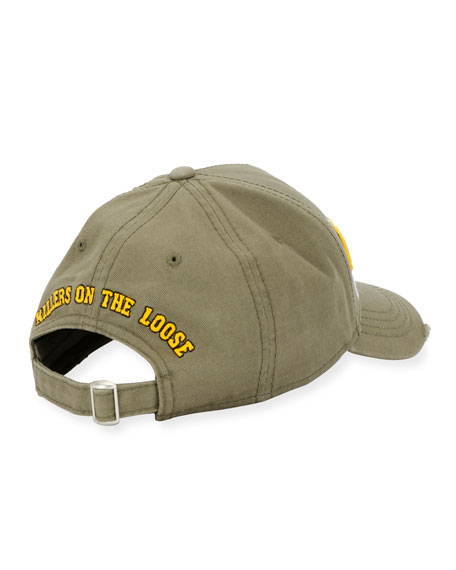 Fight for Freedom Cotton Baseball Cap