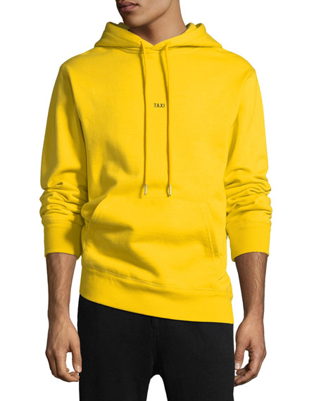 Taxi Graphic Logo Hoodie