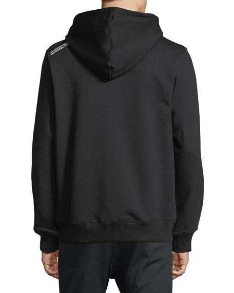 Index Logo Graphic Hoodie Sweatshirt