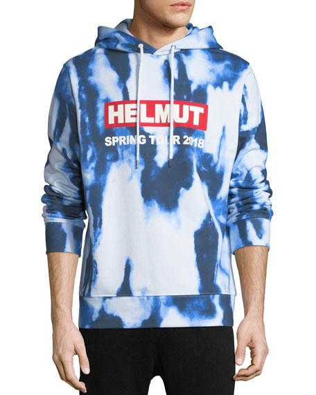 Helmut Lang Logo 2018 Tour Hoodie