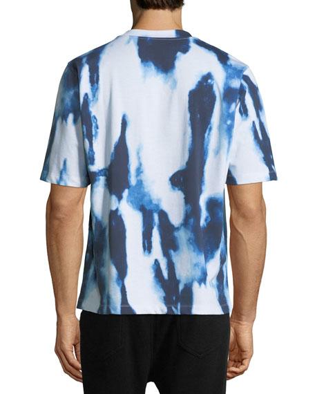 Logo Tour Tie-Dye T-Shirt