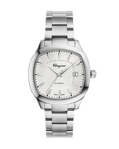 Automatic Square Bracelet Watch