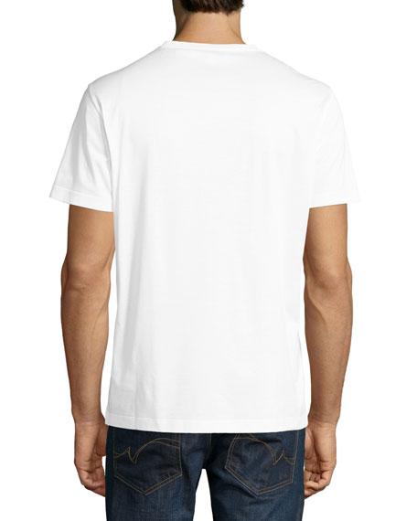 Men's Block Letter Graphic T-Shirt