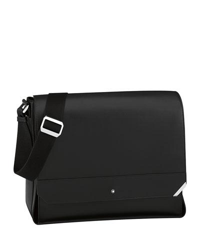 Urban Spirit Leather Messenger Bag