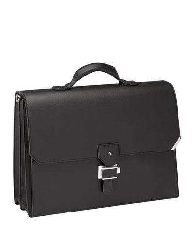 Urban Spirit Double-Gusset Briefcase