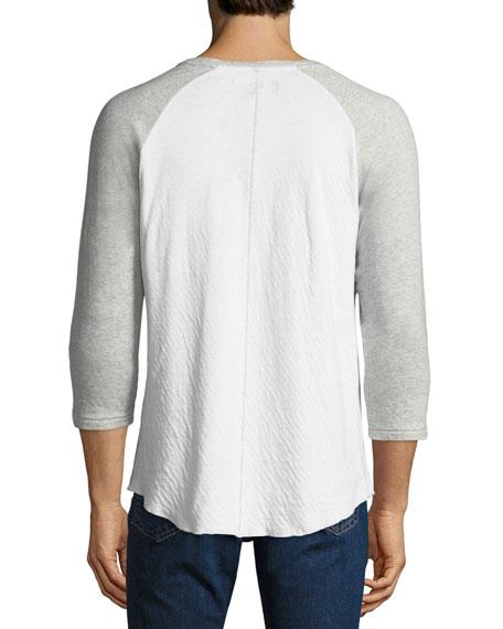 Men's Rigby Two-Tone Baseball T-Shirt