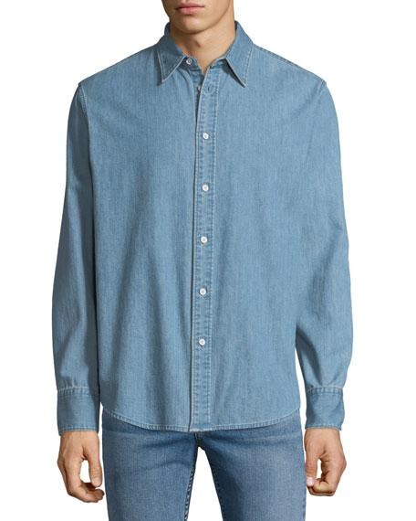 Men's Denim Fit-3 Shirt