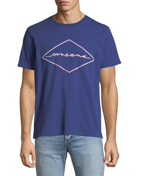 Rag & Bone Men's Signature Logo T-Shirt
