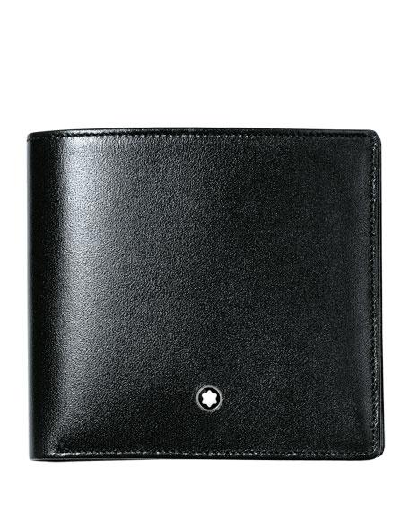 Meisterstuck Leather Bifold Wallet