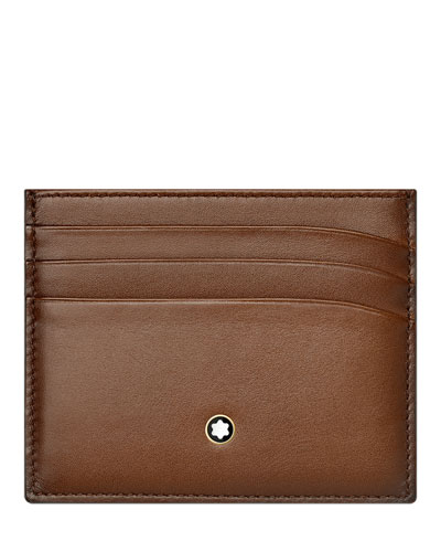 Leather Classic Card Holder