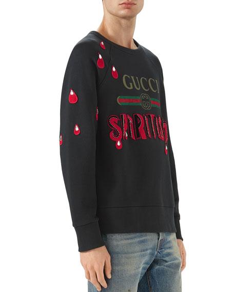 Spiritisimo Graphic Sweatshirt