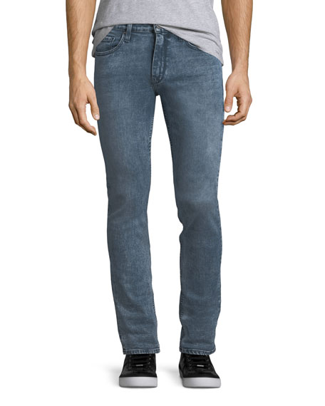PAIGE Lennox True Skinny Jeans, Higgs