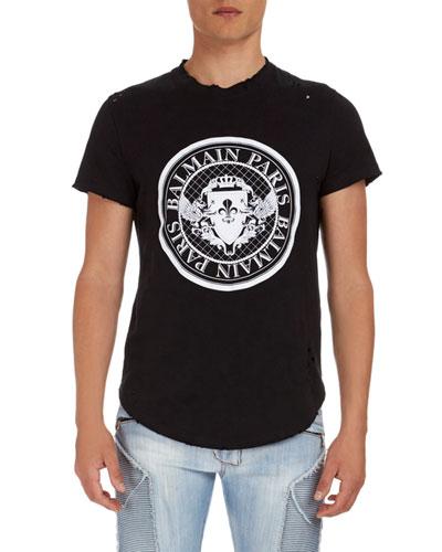 Circle Logo Jersey T-Shirt