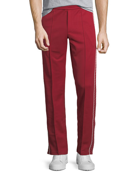 Valentino Embroidered Track Pants