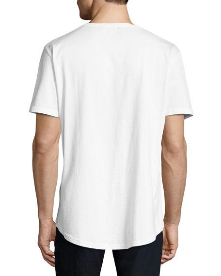Men's Sacred Heart Graphic Jersey T-Shirt