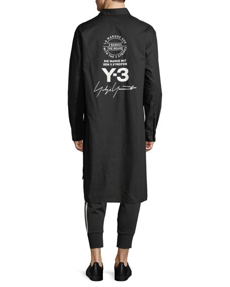 Yohji Long Pocket Shirt