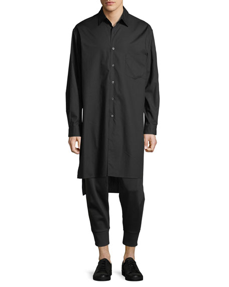 Yohji Long Pocket Shirt