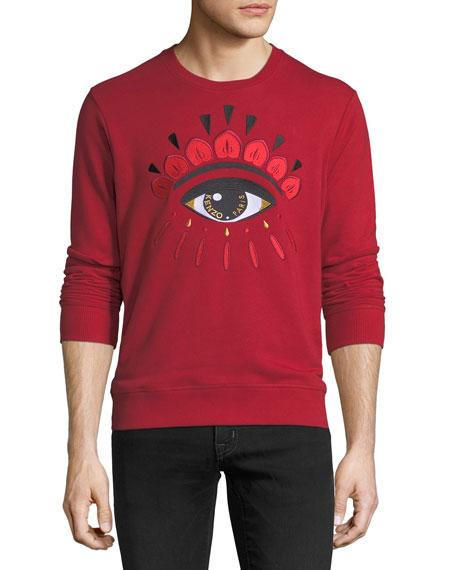 Eye Graphic Sweatshirt