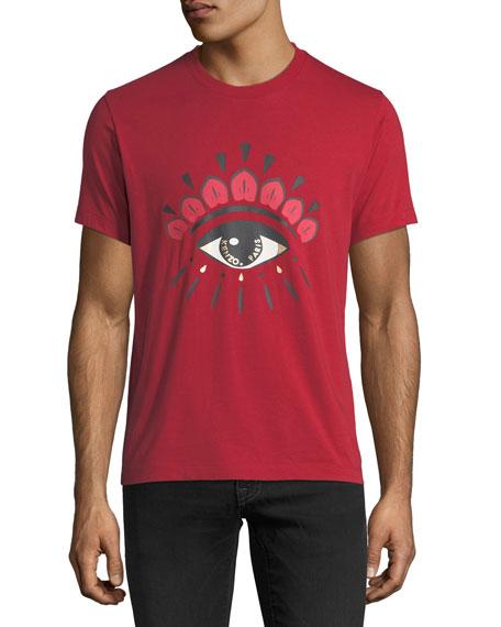 Kenzo Eye Graphic T-Shirt