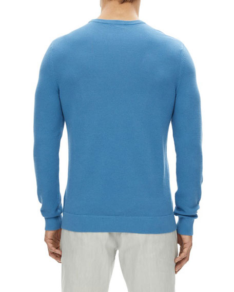 Riland Pique-Knit Sweater