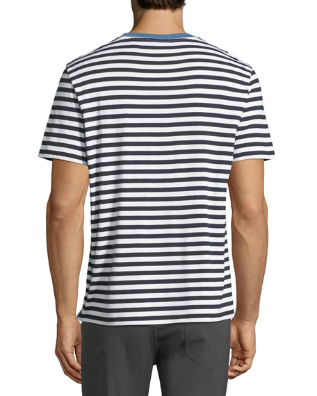 Men's Classic Bay Striped T-Shirt