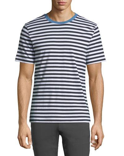Men's Classic Bay Striped T-Shirt