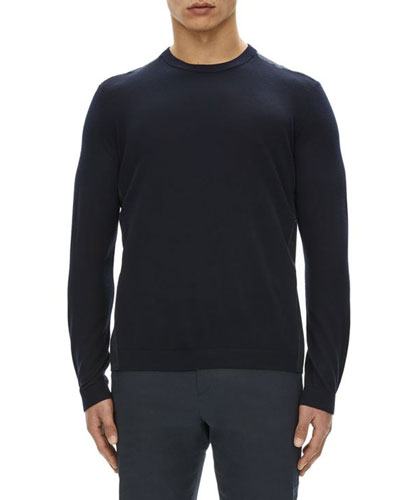 Camis New Sovereign Crewneck Wool Sweater