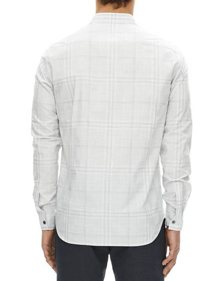 Murrary Dada Plaid Sport Shirt