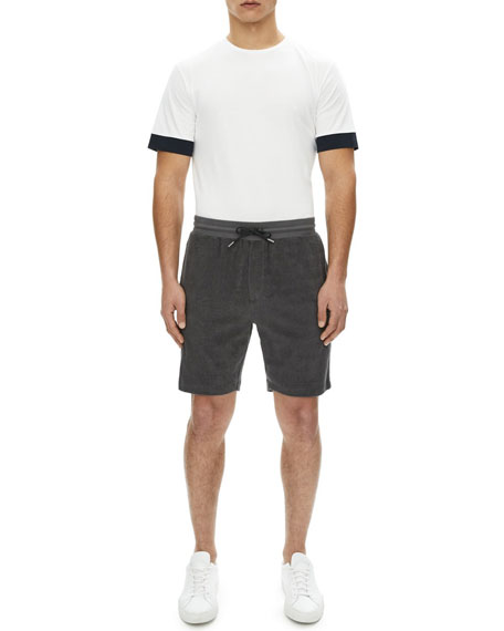 Essential Terry Cloth Shorts