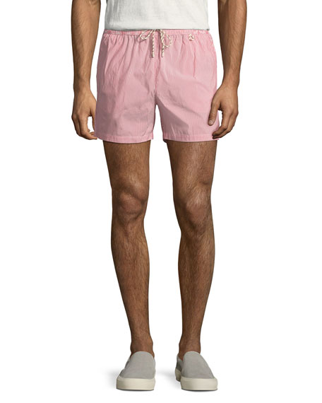 Loro Piana Thousand Stripes Swim Trunks