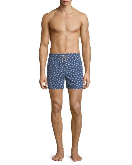Men's Beach Lounger Swim Shorts