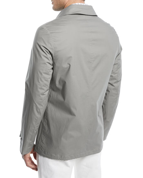 Montville Storm Jacket with Removable Hood