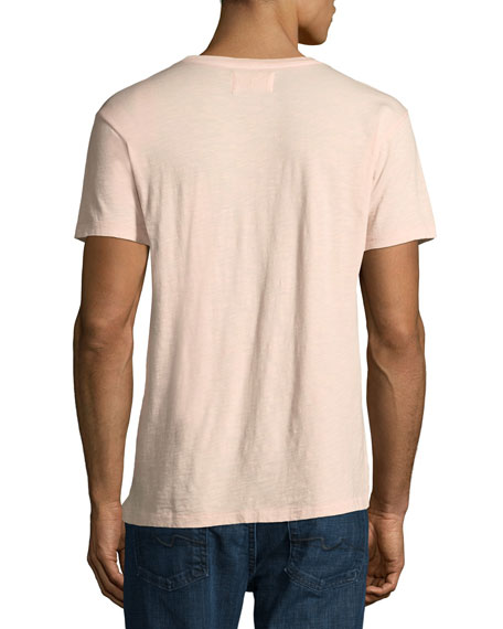 Back Hack Crewneck T-Shirt
