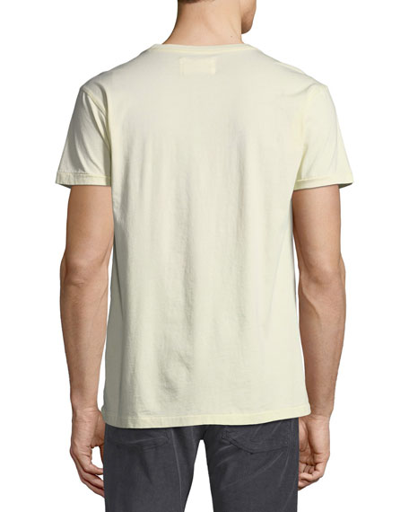 Central Graphic Pocket T-Shirt