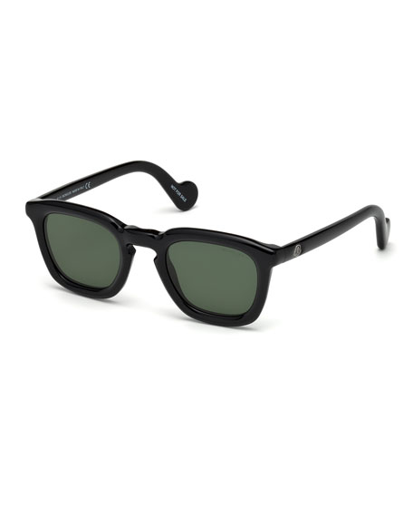 Square Plastic Universal Fit Sunglasses