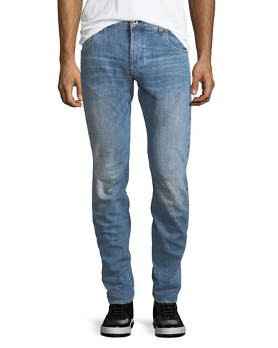 Arc 3D Extended-Size Slim Jeans - 36