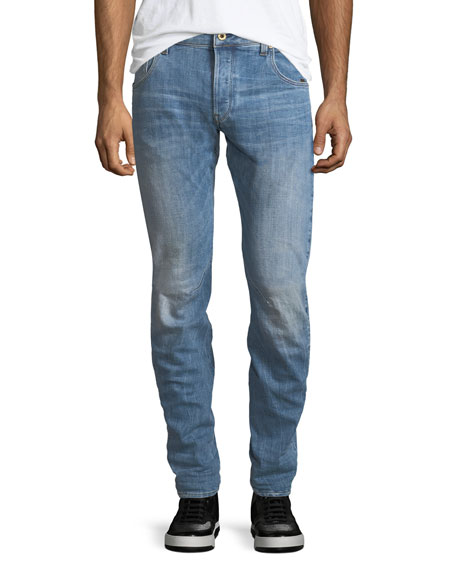 G-Star Arc 3D Extended-Size Slim Jeans - 36