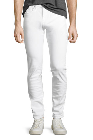 Joe's Jeans Men's Brixton Slim-Straight Jeans, White