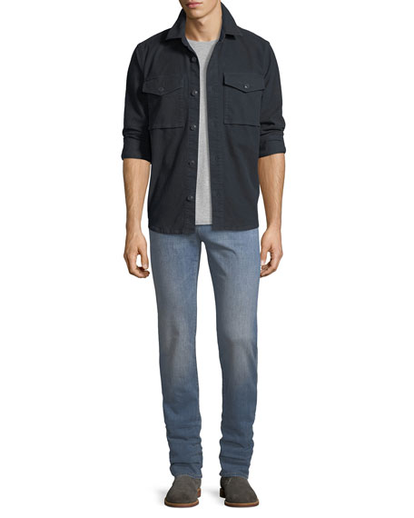 Kane Straight-Fit Jeans