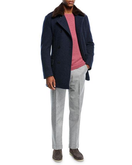 Four-Pocket Classic Flannel Pants