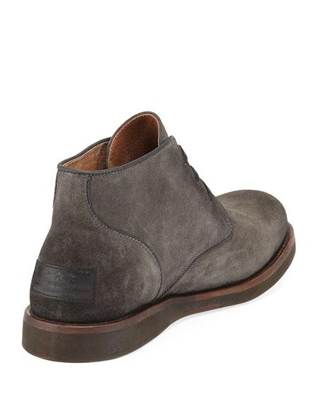 Brooklyn Suede Chukka Boot