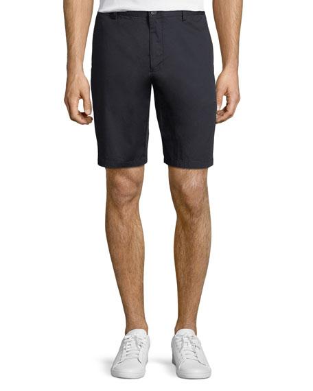 Burberry Stanhope Straight-Leg Twill Chino Shorts