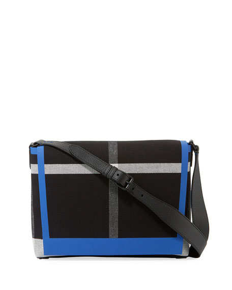 Burberry Men's Burleigh Crossbody Bag