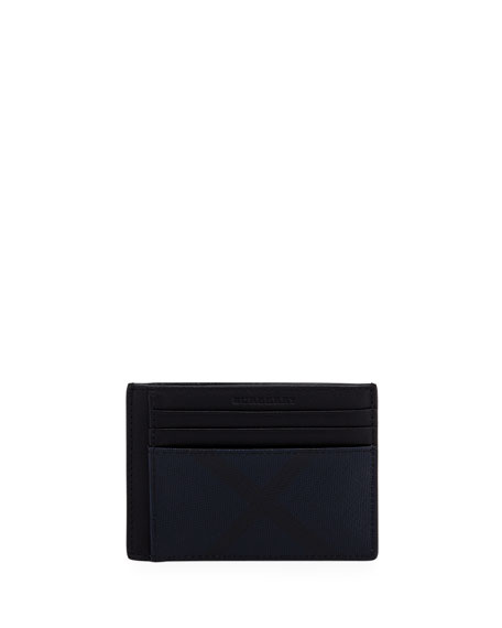 Chase Check Card Case with Money Clip