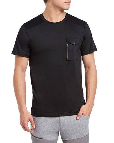 American Moto Pocket T-Shirt