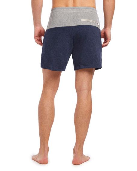 Sport Mesh Jogger Shorts