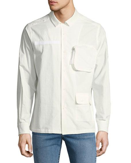 Men's Jungle Cotton Shirt