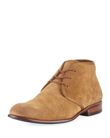 Seagher Suede Chukka Boot