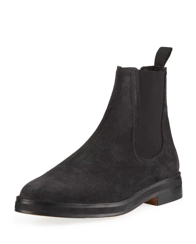 960c2c34f5b Yeezy Yeezy Suede Chelsea Boot
